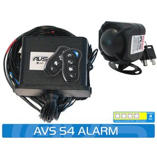S4 AS/NZS STANDARDS CERTIFIED ALARM/IMMOBILISER