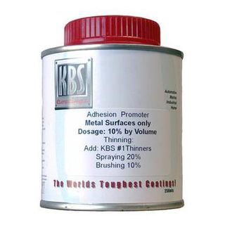 KBS ADHESION PROMOTER FOR METAL SURFACES 250ML