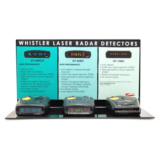WHISTLER RADAR DISPLAY STAND