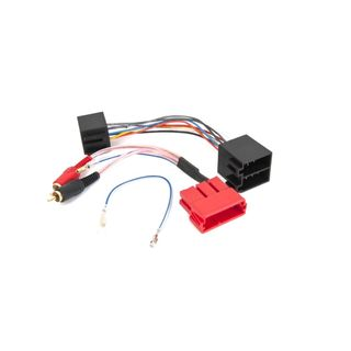 AMPLIFIED AUDI MINI ISO REAR 1992 - 2014 (LINE LEVEL INPUT)
