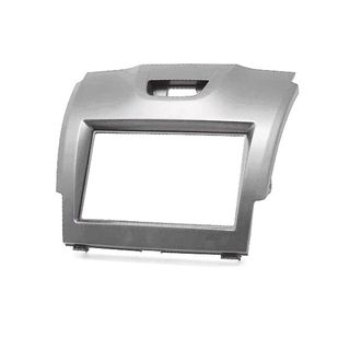 FITTING KIT HOLDEN COLORADO 12-20 GREY DOUBLE DIN