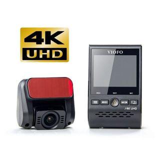 VIOFO A129 PRO DUO 4K FRONT + HD 1080P REAR DUAL WIFI GPS