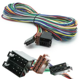 CAR STEREO HARNESS EXTENSION 5.0MTR