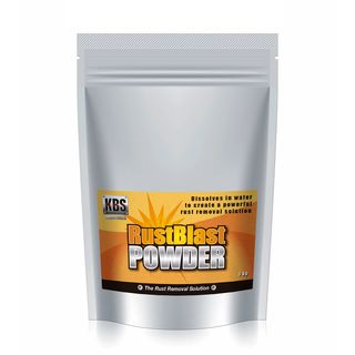 KBS RUSTBLAST WATER BASED RUST REMOVER POWDER 1KG