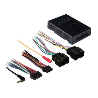 AMPLIFIED INTERFACE CHEV GMC HUMMER 06-UP LAN
