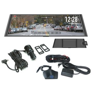 9.88 INCH FULL SCREEN REARVIEW LHD MIRROR (MUST USE CAM-50)