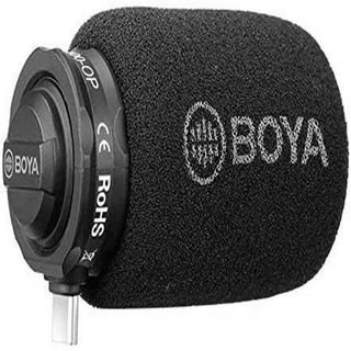 BOYA CLIP ON DIGITAL LAVALIER MICROPHONE FOR DJI OSMO POCKET