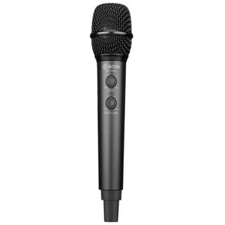 BOYA CARDIOID HANDHELD MIC DESIGNED FOR MOBILE DEVICES