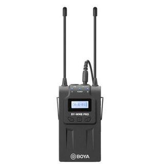 BOYA PRO 2-CH UHF WIRELESS HANDHELD RECEIVER FOR SMARTPHONES