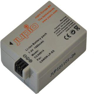 JUPIO CAMERA BATTERY CANON LP-E5 /  NB-ES 7.4V 1080MAH