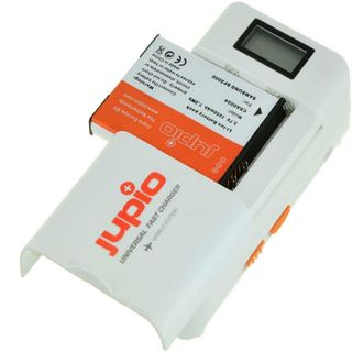 JUPIO UNIVERSAL FAST CHARGER WORLD EDITION WITH LCD