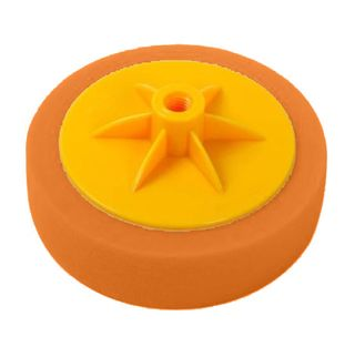 FORMULA FOAM PAD 150MM ORANGE COMPOUND
