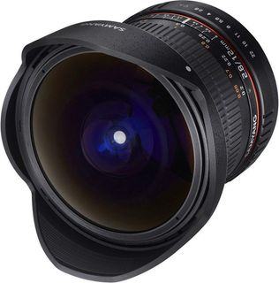 SAMYANG LENS 12MM F2.8 FISH EYE ED AS MF CANON EF