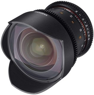 SAMYANG LENS 14MM T3.1 VDSLR ED AS IF UMC II MF CANON EF