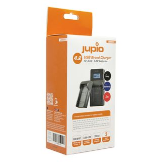 JUPIO SONY BRAND 3.7V - 4.2V USB CHARGER