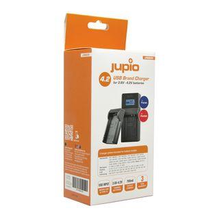 JUPIO PANASONIC BRAND 3.7V - 4.2V USB CHARGER