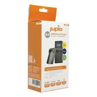 JUPIO NIKON / FUJI / OLYMPUS BRAND 7.4V - 8.4V USB CHARGER