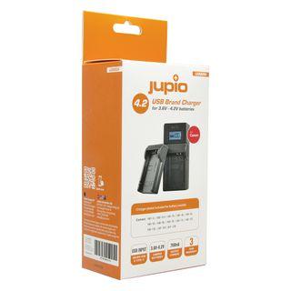 JUPIO CANON BRAND 3.7V - 4.2V USB CHARGER