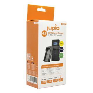 JUPIO NIKON / FUJI / OLYMPUS BRAND 3.7V - 4.2V USB CHARGER