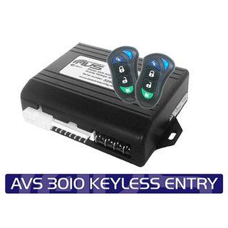 3010 KEYLESS ENTRY SYSTEM