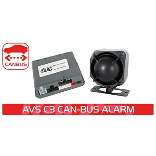 C3 CAN-BUS ALARM