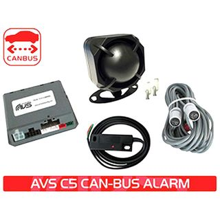 C5 CAN-BUS ALARM