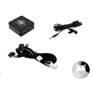 BLUETOOTH INTERFACE TOYOTA HANDS FREE AND A2DP 04 ON