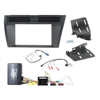 FITTING KIT AUDI A4 A5 2008-2015 AMPLIFIED NON-MMI FULL KIT