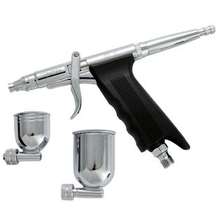 SPARMAX GRAVITY AIR BRUSH 0.5MM SIDE FEED WITH TRIGGER