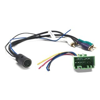 AMPLIFIED HARNESS VOLVO 1999 - 2009