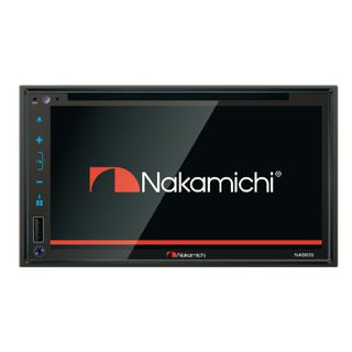 """NAKAMICHI HEAD UNIT DOUBLE DIN 6.8"""" RCVR WITH CARPLAY AND ANDROID AUTO"""