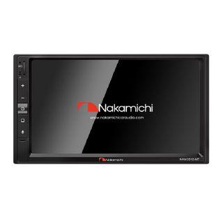 NAKAMICHI HEAD UNIT NAM3510 CARPLAY/ANDROID AUTO DOUBLE DIN