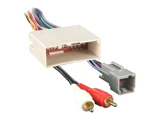 AMPLIFIED HARNESS FORD 03 - 12 AMP INTEGRATION PLUG FOR SUBS