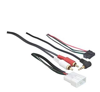 AUX CABLE HARNESS TOYOTA  LEXUS SWC ADD ON WITH AUX-IN