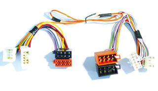 HARNESS ISO 2 CAR TOYOTA 87 ON