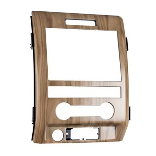 FITTING KIT FORD F150 11-12 DRAPE WOOD DOUBLE DIN