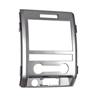 FITTING KIT FORD F150 11-12 SILVER DOUBLE DIN