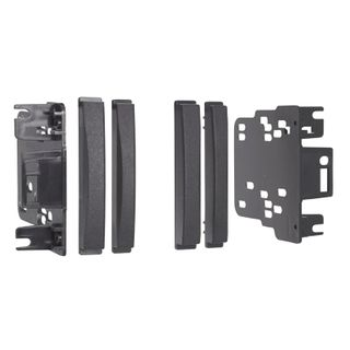 FITTING KIT CHRYSLER JEEP DODGE 07 ON DOUBLE DIN ONLY