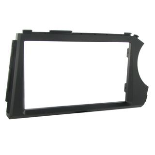 FITTING KIT SSANGYONG ACTYON UTE W/BRACKETS 12-17 DOUBLE DIN