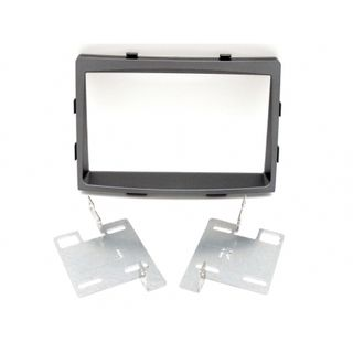 FITTING KIT SSANGYONG STAVIC 13-20 DOUBLE DIN