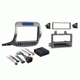FITTING KIT CHEVROLET CAMARO 10-15 DIN DOUBLE DIN