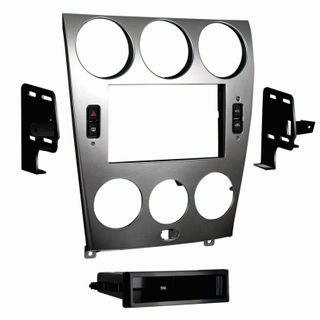FITTING KIT MAZDA 6, ATENZA 2003 - 2005 ONLY DIN & DOUBLE SILVER