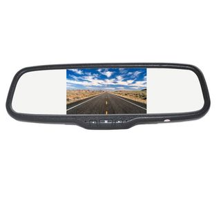 "*AUTOVIEW 5"" MIRROR OEM FITMENT (NO CAMERA)"