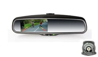 "AUTOVIEW OEM MIRROR 4"" FOR SSANGYONG"