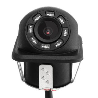 AUTOVIEW CAMERA FLUSH MOUNT WITH LED (PAL)