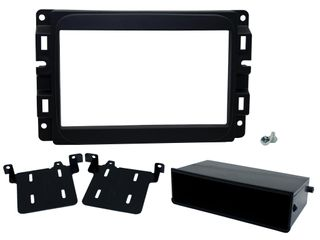 FITTING KIT DODGE RAM 13 ON SINGLE AND DOUBLE DIN
