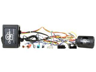 SWC HARNESS MERCEDES SLK , E , CLS 02 - 10 FIBRE AMP WITH NAVI