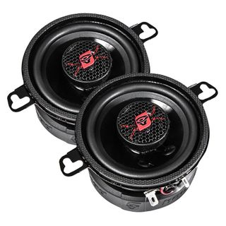 "CERWIN VEGA HED  3.5"" 2 WAY COAXIAL SPEAKERS PAIR 30W RMS"