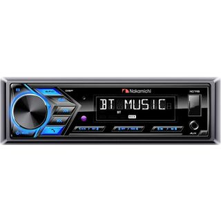 NAKAMICHI CAR STEREO HEAD UNIT 1 DIN USB, BLUETOOTH MECHLESS