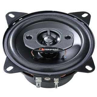 "NAKAMICHI 4"" 4 WAY COAXIAL SPEAKERS PAIR 320W"